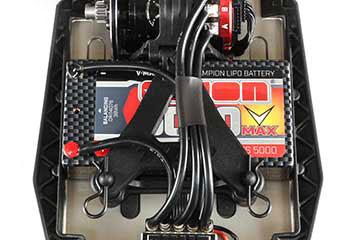 Transverse Battery Mounting