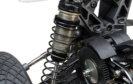 Adjustable Rear Shock Location