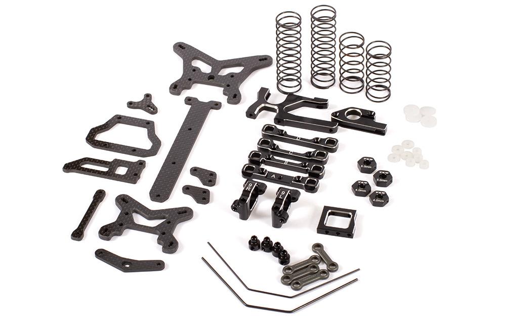 Premium Parts Included
