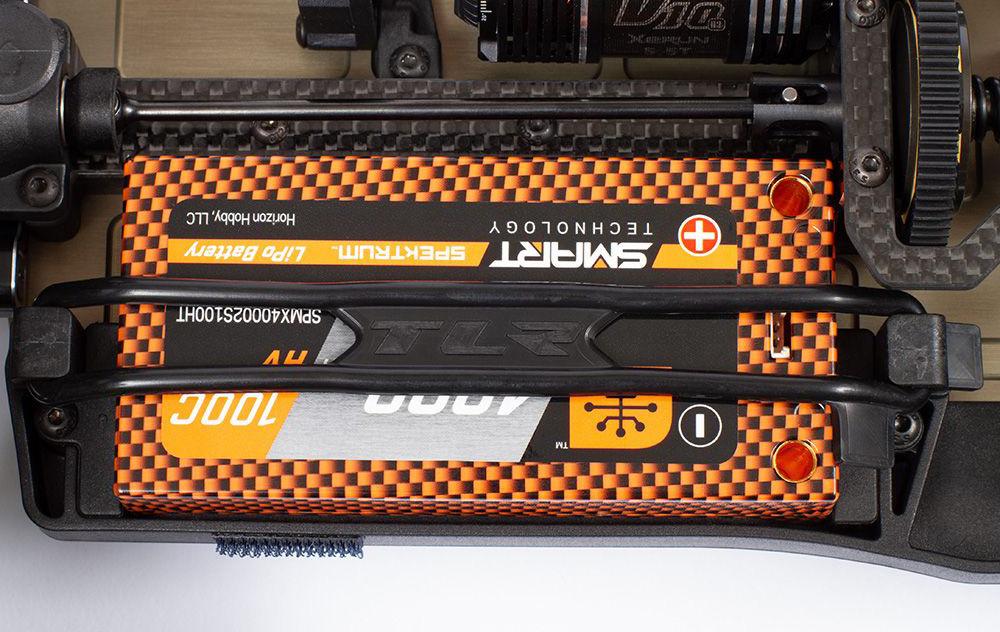 Elastomer Battery Mounting
