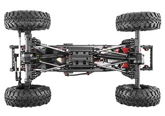 Heavy Duty Suspension