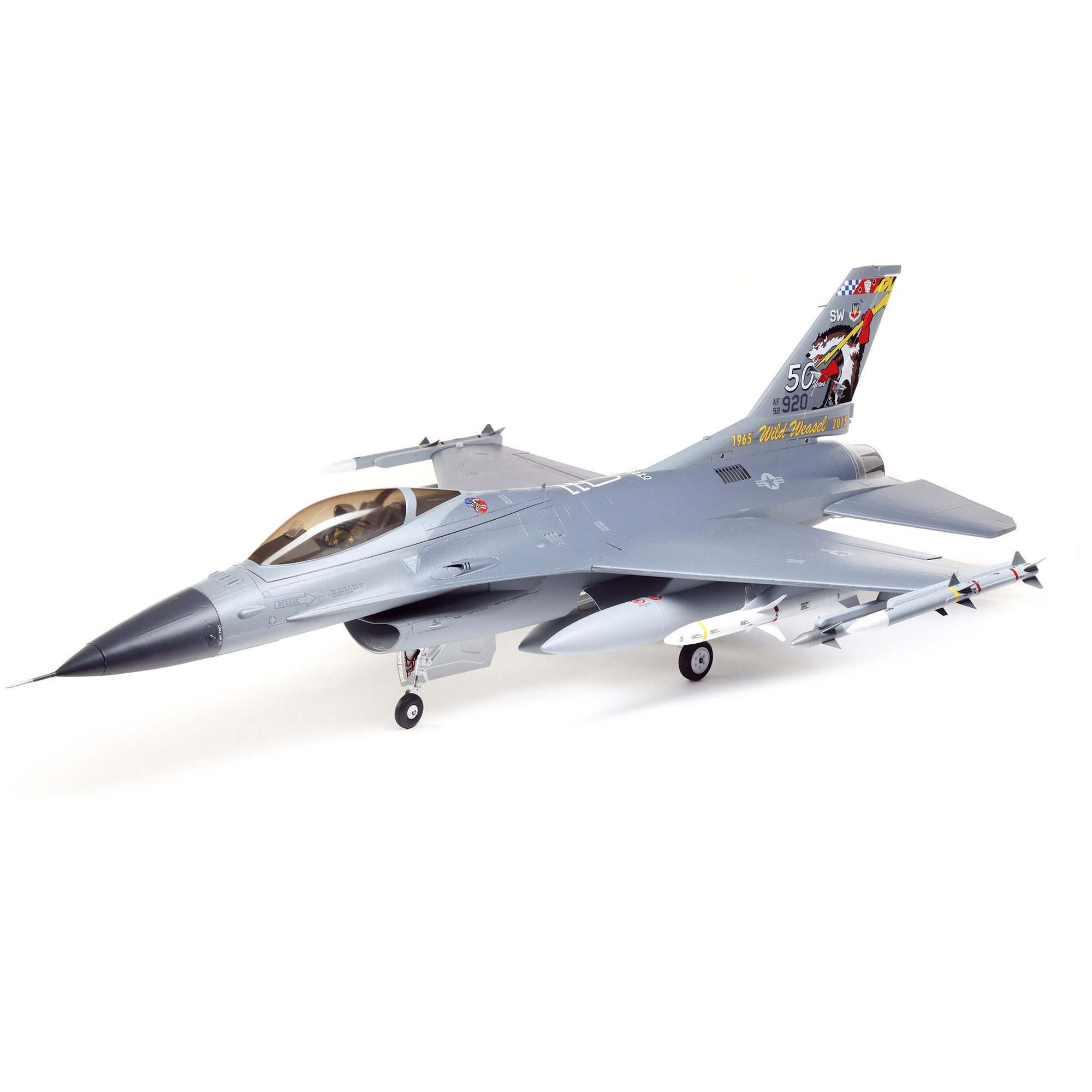 E Flite F 16 Falcon 80mm Edf Jet Smart Bnf Basic With Safe Select 1000mm Horizon Hobby