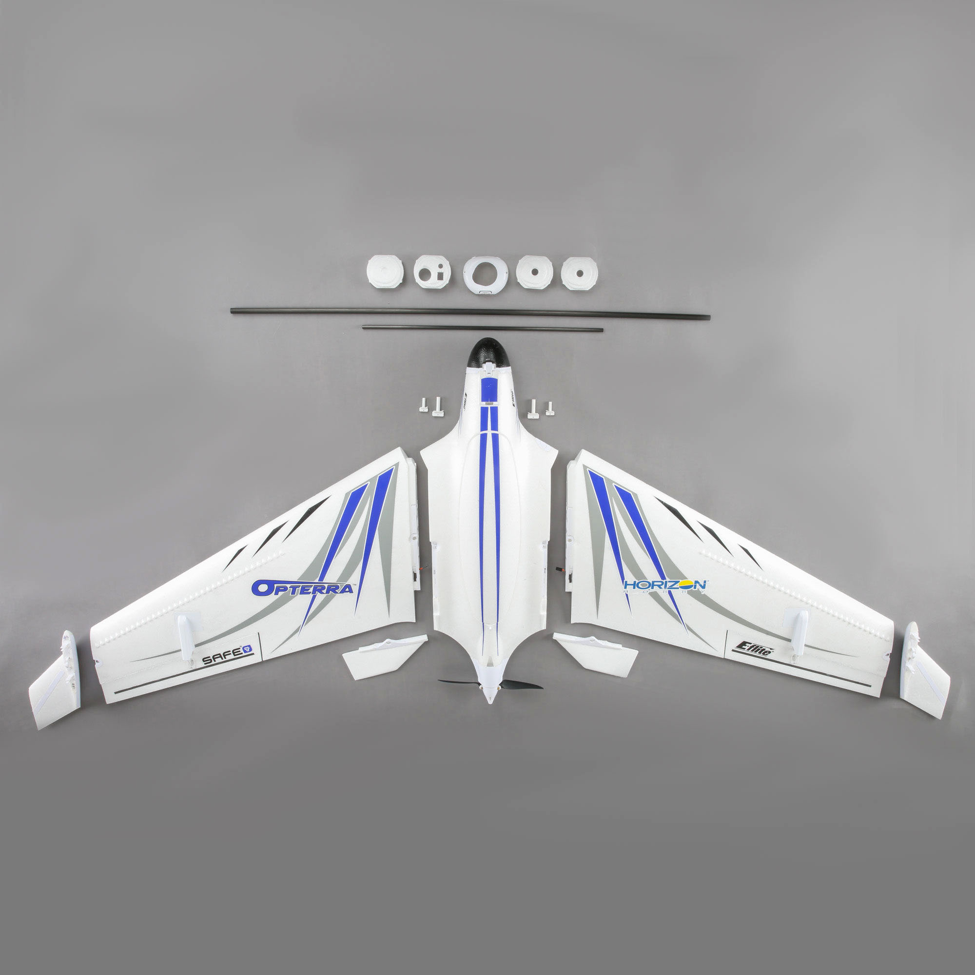 Opterra 2m Wing BNF Basic with AS3X and SAFE Select