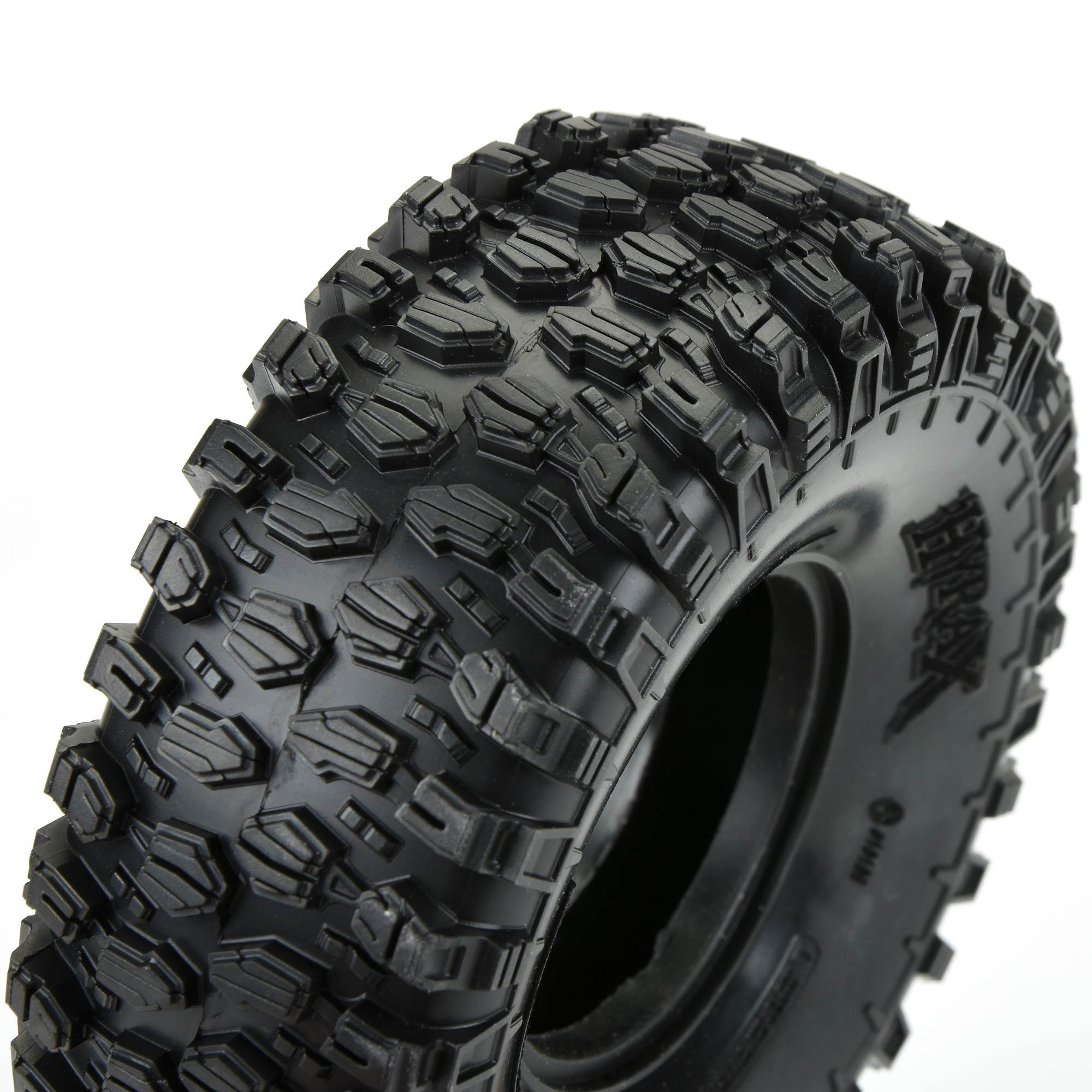 "1/10 Hyrax Predator Front/Rear 1.9"" Rock Crawling Tires (2)"