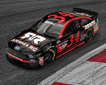 ARRMA® is a Proud Sponsor of Daytona 500 Champion Michael McDowell and the Frontrow Motorsports Team