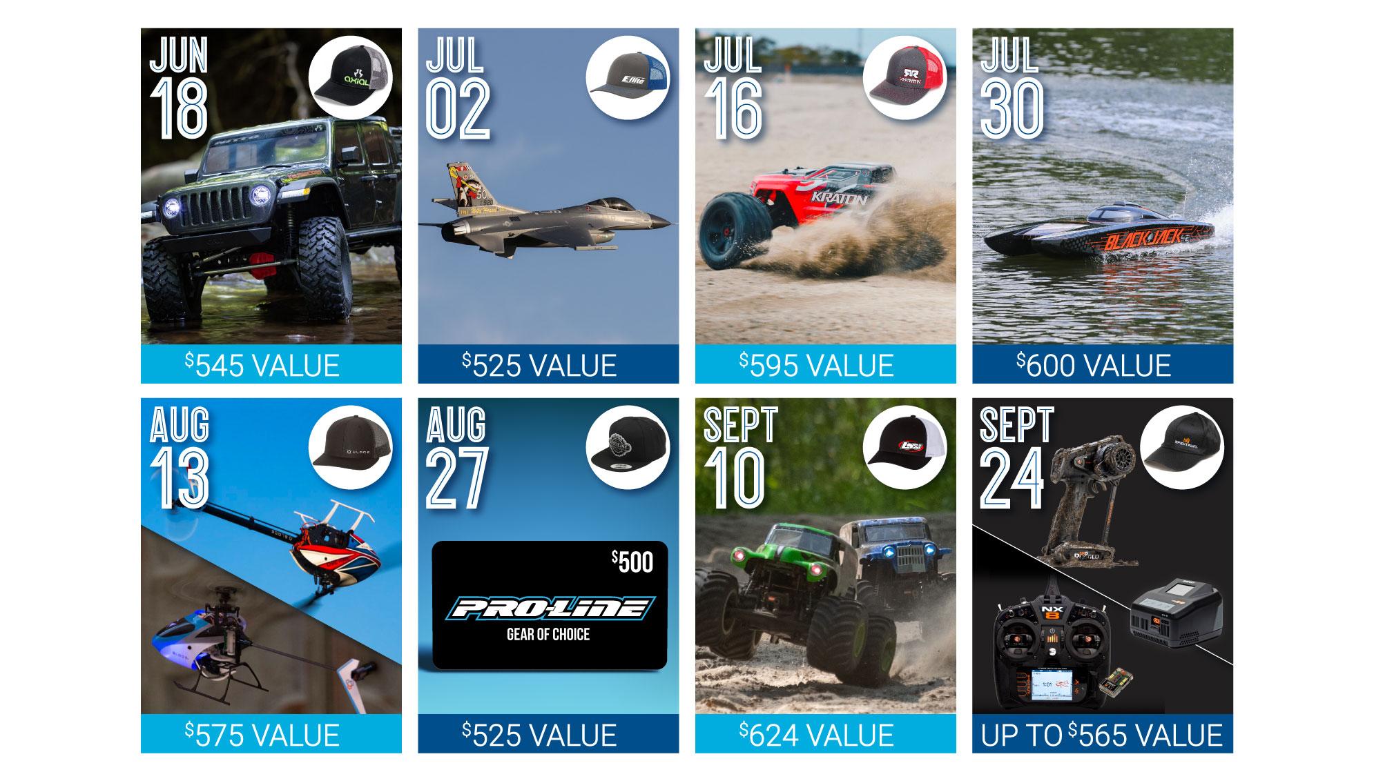Summer of Fun Calendar