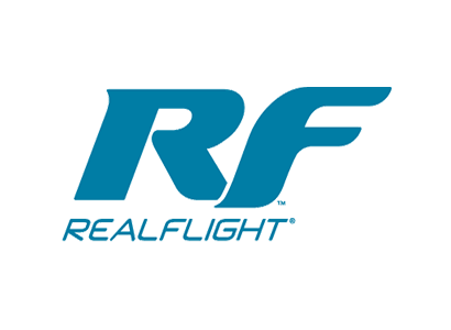 RealFlight Brand Logo