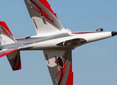 Habu STS action shot mid air flight
