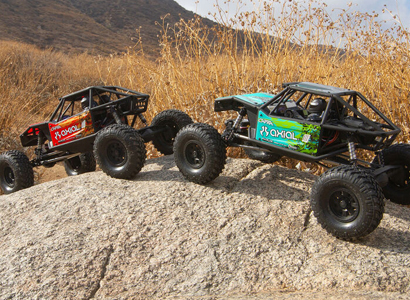 1/10 Capra 1.9 Unlimited 4WD Trail Buggy Brushed RTR
