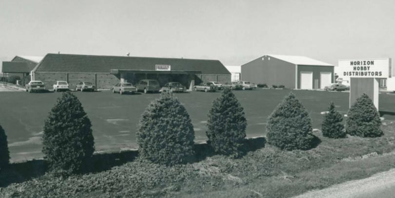 Horizon Hobby circa 1985 - Thomasboro, IL