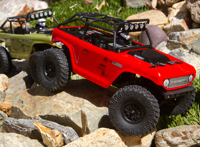 Axial RTR Vehicles