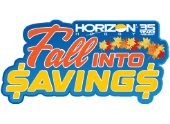Fall Into Savings Save up to 50% off RC Products