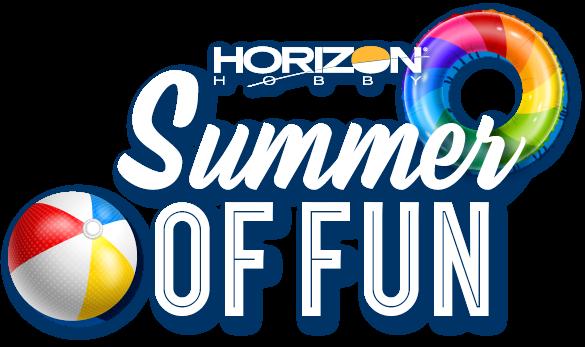 Horizon Hobby Summer of Fun Logo