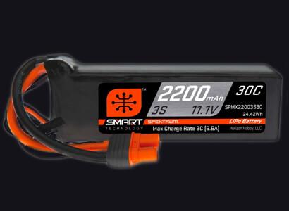 spektrum smart aircraft battery product shot