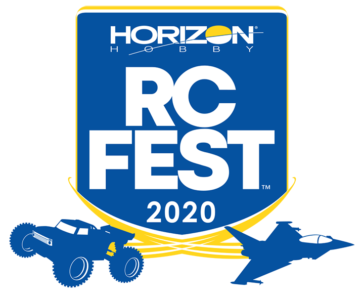 Horizon Hobby RC Fest 2020 Logo