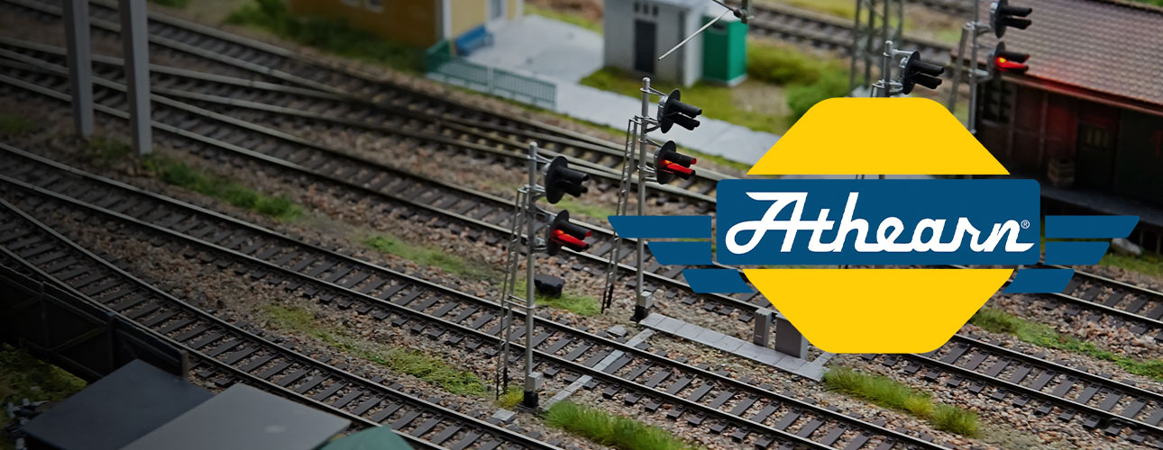 Athearn Monthly New Announcements