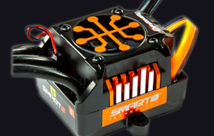 Spektrum Smart Electronic Speed Control RC Surface Electronic