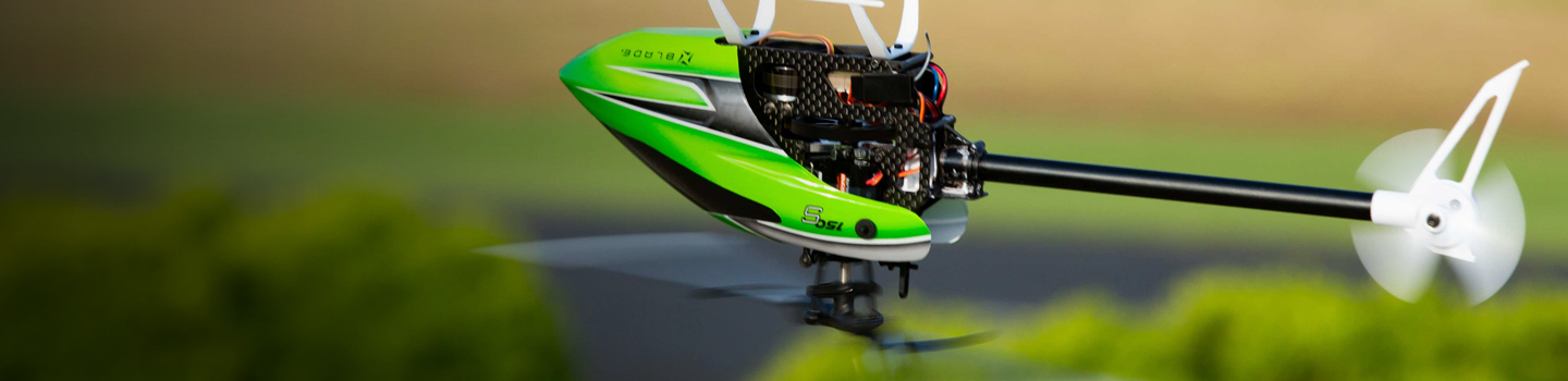 BNF RC Helicopters category image