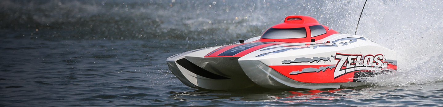 Gas RC Boats Category Image
