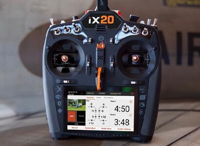Spektrum iX20 20-Channel DSMX Transmitter