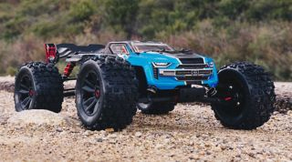 example product: 1/8 KRATON 6S BLX 4WD Brushless Speed Monster Truck RTR