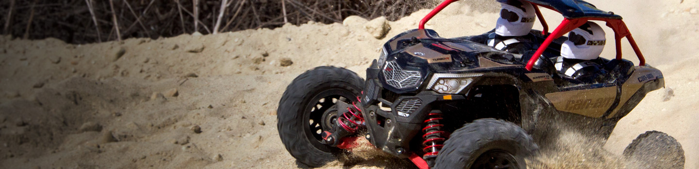 Electric RC Cars & Trucks Category Image
