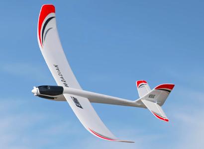 E-flite UMX Radian with SAFE Technology Airplane