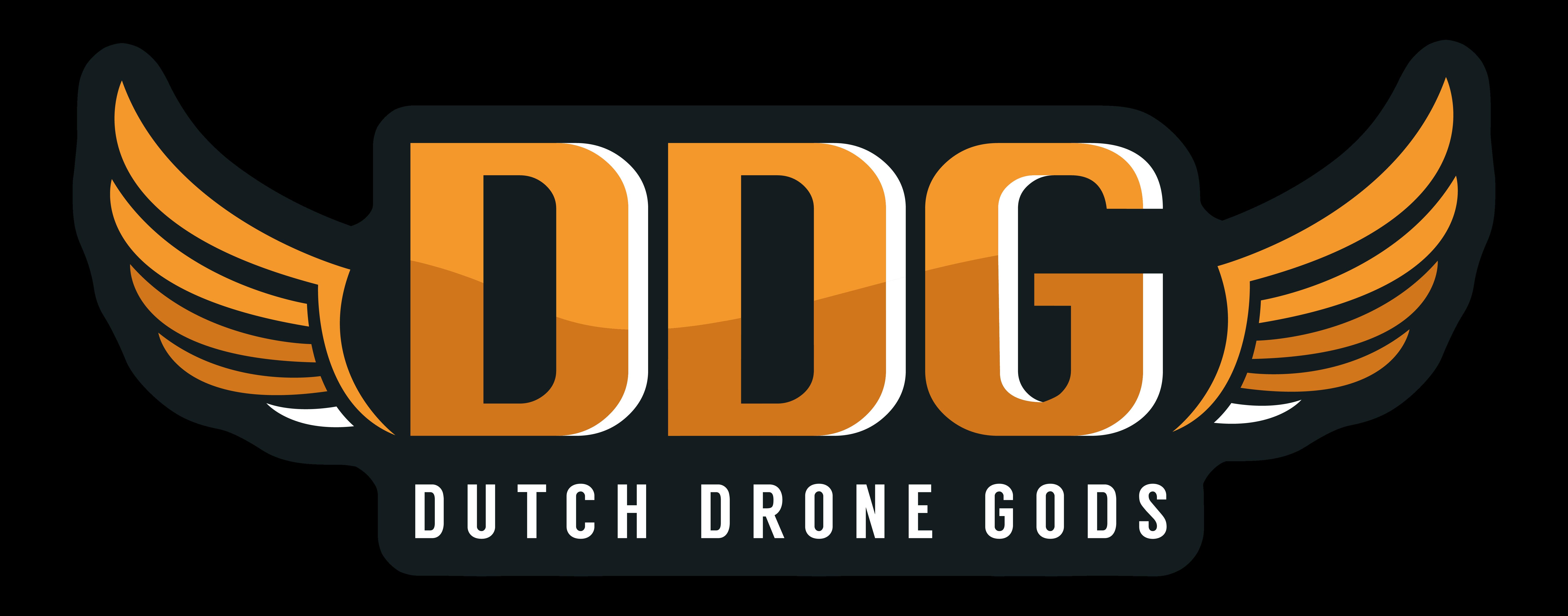 Dutch Drone Gods Logo