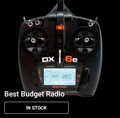 Spektrum DX6e Budget Radio