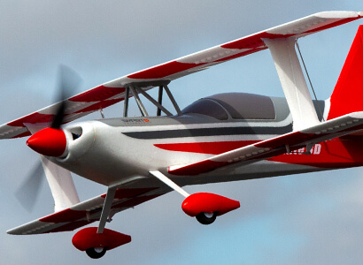 E-flite Ultimate 3D 950mm with Smart glamour
