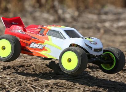 Losi 1/16 Mini-T 2WD Truggy RTR