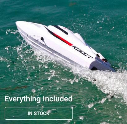 Pro Boat React 17