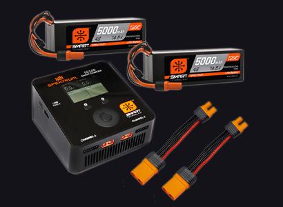 Spektrum Smart Powerstage Air 6S Bundle