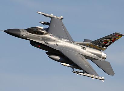 F-16 Falcon 80mm EDF Glamour Shot