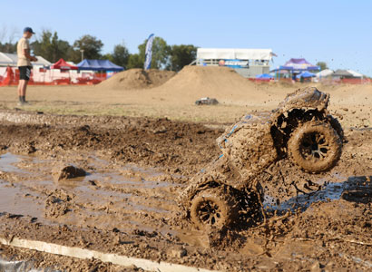 RC Fest 2021 lifestyle shot of off road try me